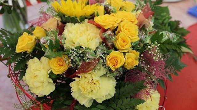 Netradiční květiny