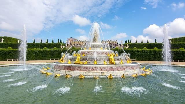 Latona ve Versailles