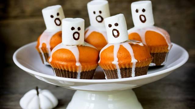 Skvělé pochoutky na halloweenskou party