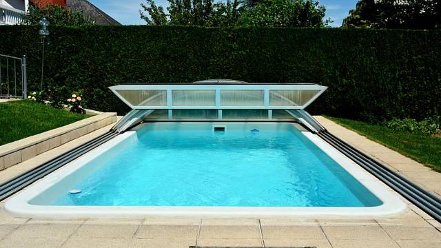 Zakrytí bazénu