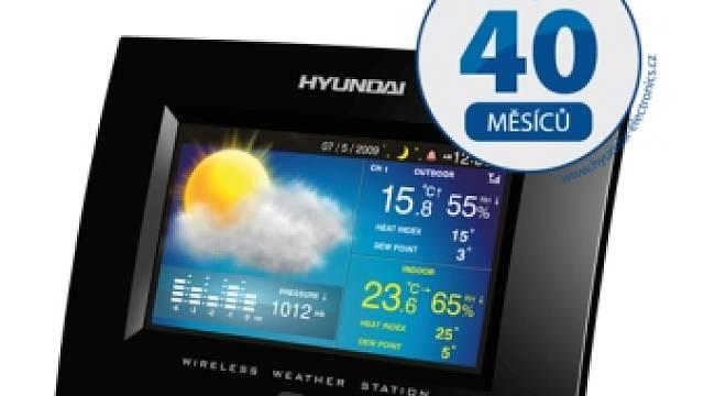 Meteostanice Hyundai 1