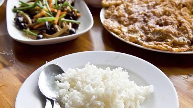 Jídlo z Thajska