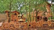 Lesní městečko