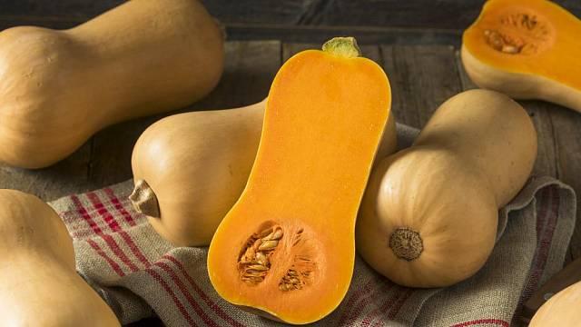 Máslovou dýni si s žádnou jinou nespletete. Jemná krémová chuť a konzistence s máslovo-oříškovým aroma vás příjemně překvapí.