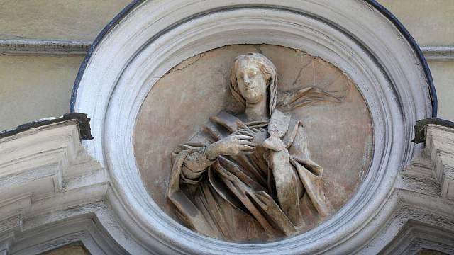 Sv. Lucie v italské Parmě