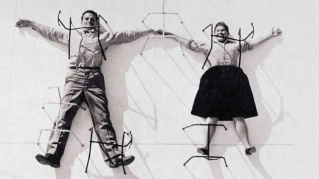 Charles & Ray Eamesovi