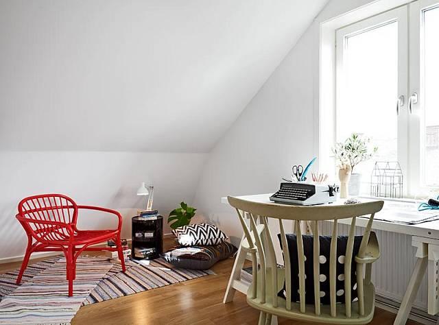 51 m² ve dvou patrech 16