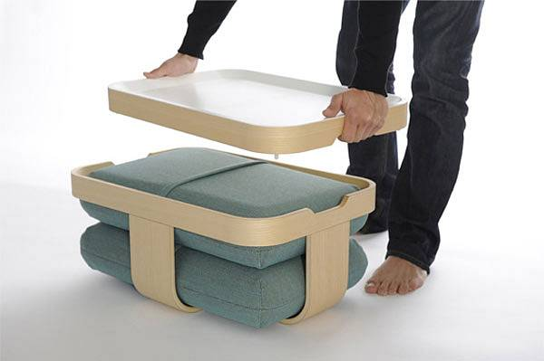 Židle-stolek-polštáře 7