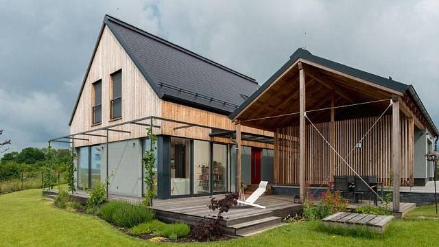 Dům na větrném kopci, ARCHCON atelier, s.r.o., Foto: Martin Zeman
