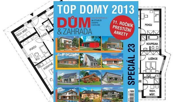 TOP DOMY 2013
