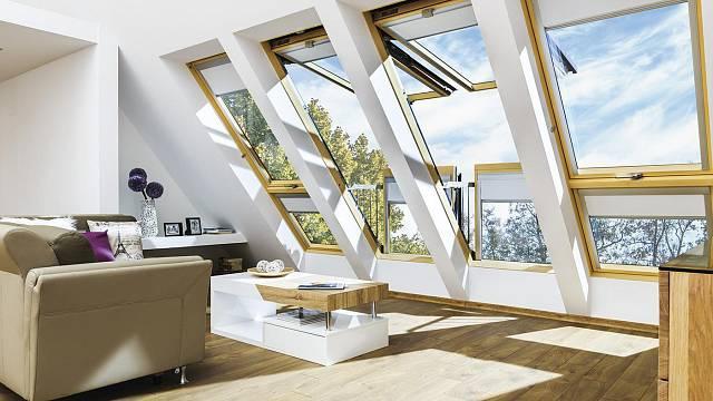 Balkonové okno