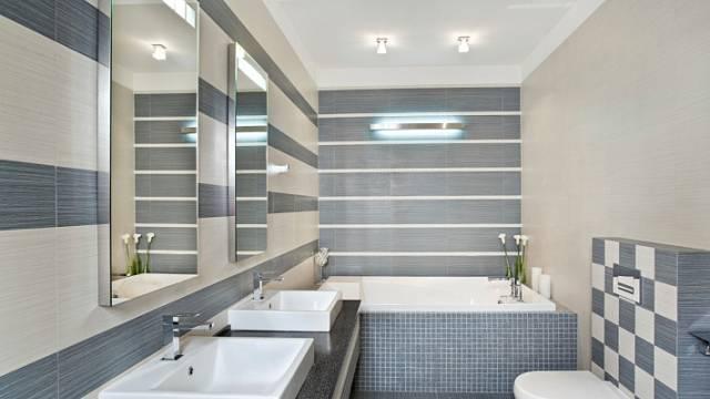 Bezpečná koupelna - výběr svítidel 2