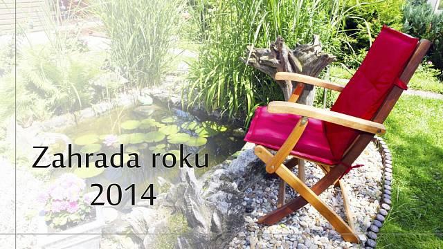 Zahrada roku 2014