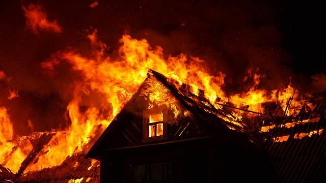 Riziko požáru