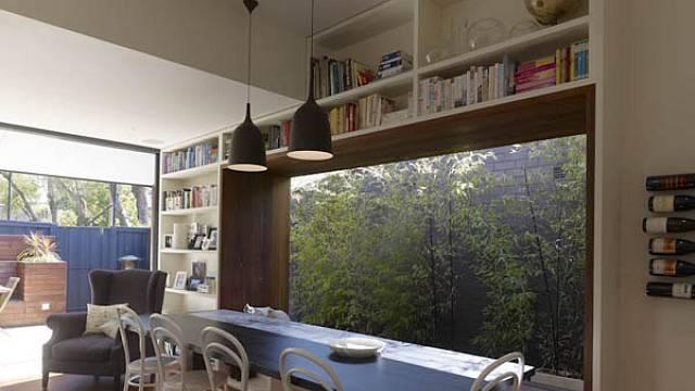 Moderní posezení u okna 5