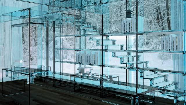 Dům ze skla 2