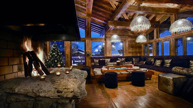Chata Marco Polo ve Val d'Isère 5