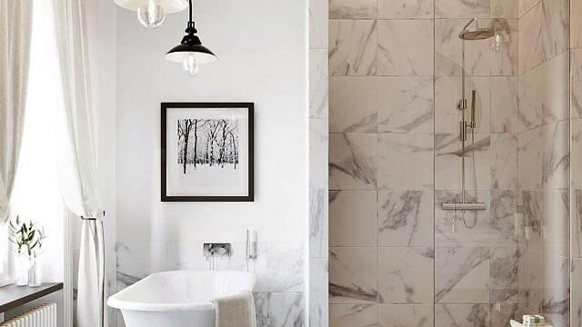 Koupelny v kameni