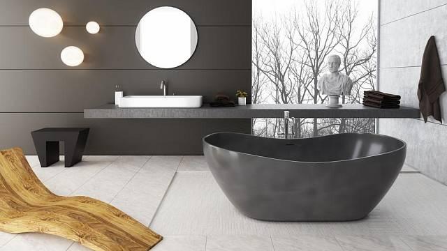 Trendy koupelny