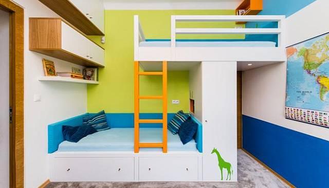 Jak vybavit malý dětský pokoj