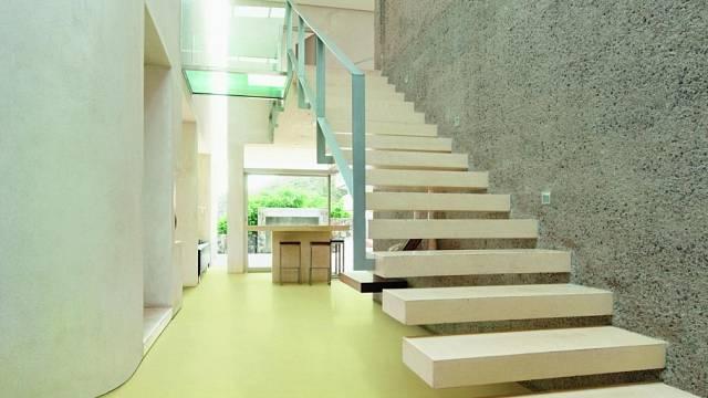Podlahy - Marmoleum