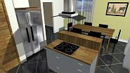 Kuchyně pro paní Pavlu