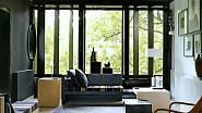 Příklad perfektně zvládnuté symbiózy interiéru, doplňků a koberce