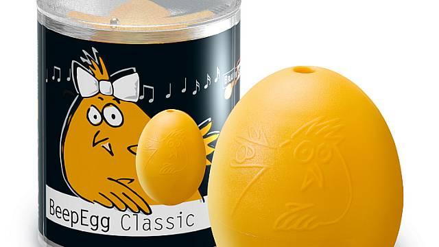 Hudební minutka pro vaření vajíček na tři způsoby BeepEgg Classic