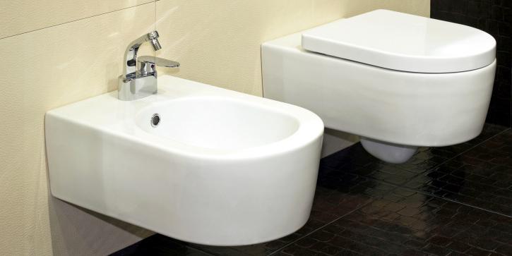 Modern koupelna toaleta bidet a piso r d m a zahrada for Bathrooms u like stevenage