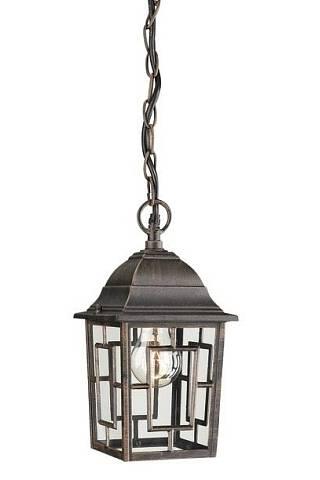 Závěsná venkovní lucerna na žárovku, Philips Massive, (759 Kč na eSvětlo.cz)
