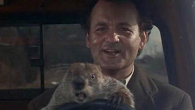 Velmi netradičně prožitý 2. únor jste možná viděli ve filmu Na Hromnice o den více, kde  hraje Bill Murray hlavní roli moderátora počasí, který se dostane do stále se opakující časové smyčky.