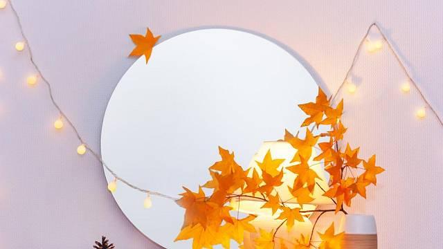 Podzimní barvy pro váš interiér