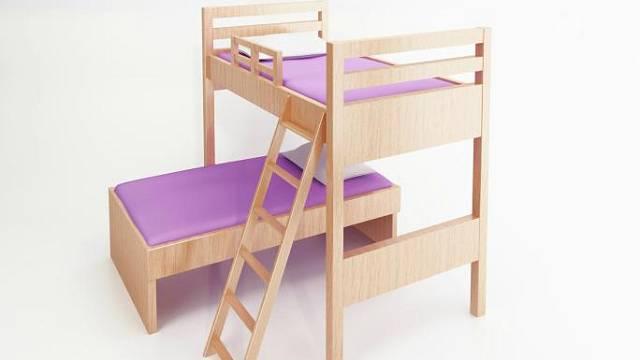 Patrové postele  2