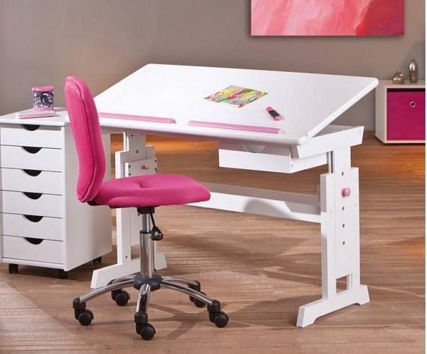 Halmar Dětský rostoucí psací stůl Baru, 2 249 Kč
