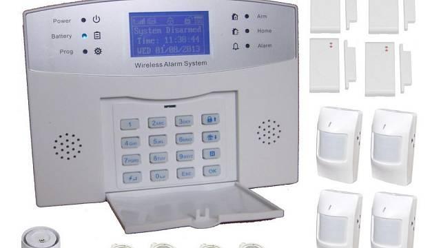 Zabezpečovací elektronický systém je vhodný tam, kde chcete chránit vybevanou domácnost.