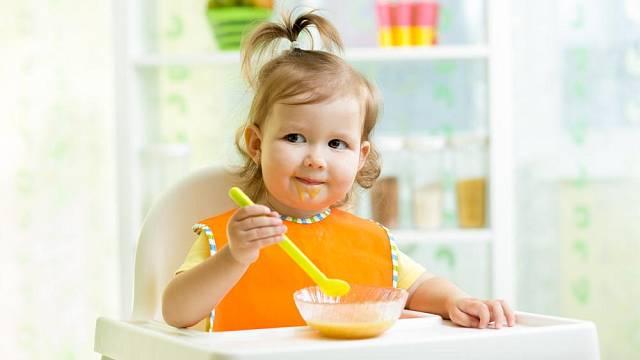Zavařujeme ovoce a zeleninu pro děti