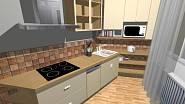 Atypická kuchyně č.2