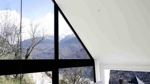 Dům v Pyrenejích