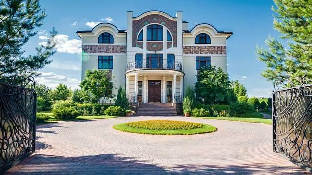 Ruský secesní dům