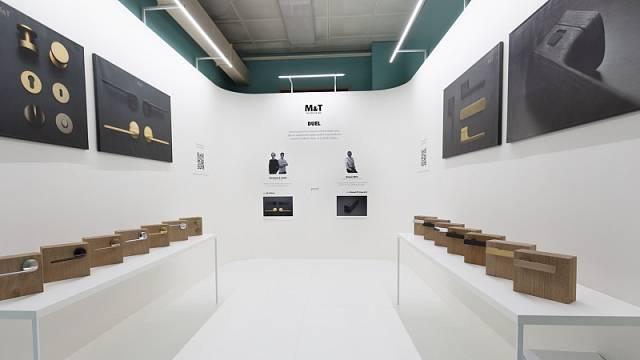 Expozice značky M&T