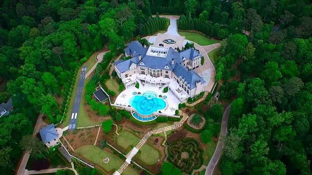 Dům Tylera Perryho
