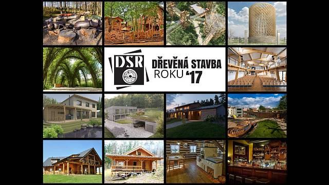 Dřevěná stavba roku 2017