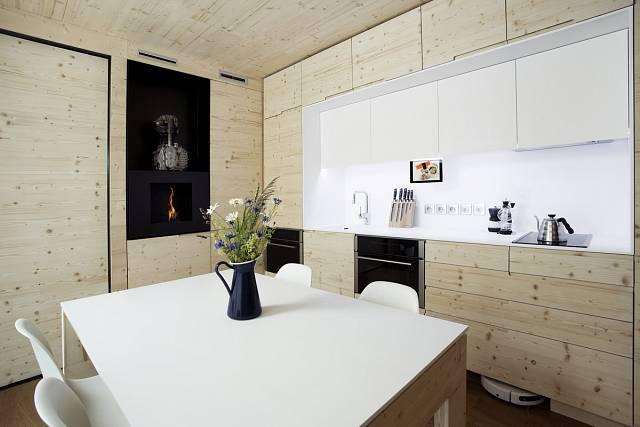 Dřevěný domek  11