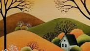 Malba na plátno, cena 990 Kč