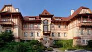 Jestřabí slouží jako lázeňský hotel