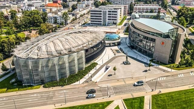 Kongresové a univerzitní centrum
