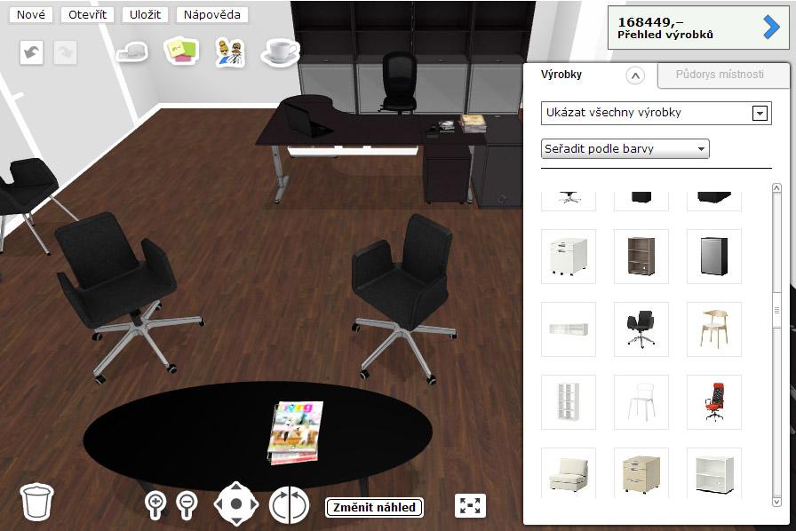 8fe5c6ef4ad6 TOP 10 online interiérových plánovačů