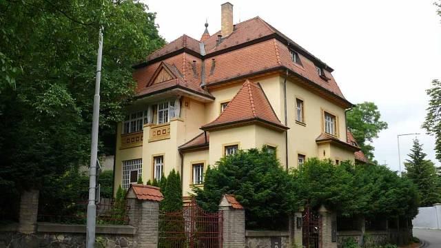 Praha - Zbraslav čp. 630, Storchova vila