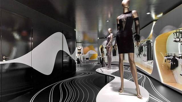 Designové obchody