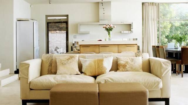 Chyby v interiéru - kusový koberec